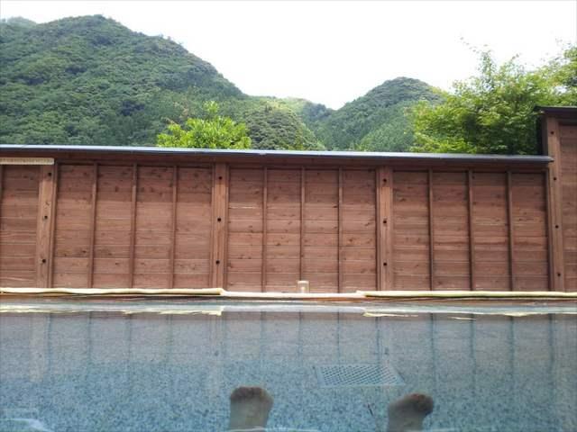 ゆた〜と露天風呂